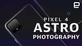 Leaked Pixel 4 video confirms astrophotography mode
