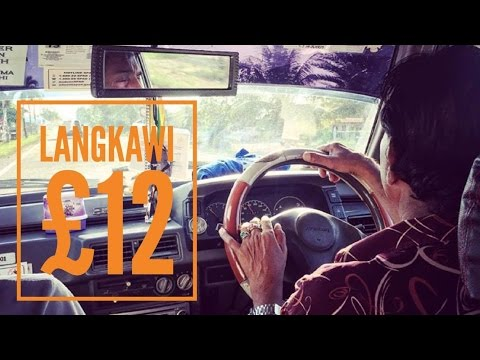 HOW TO TRAVEL FROM PENANG TO LANGKAWI (DAY 11)