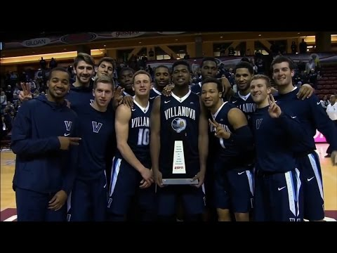 Villanova Basketball - 2017 Heart of a Champion