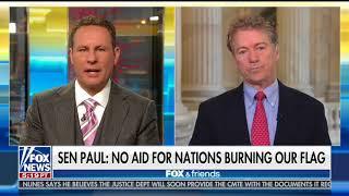 Rand Paul APPLAUDS Donald Trump on Pakistan