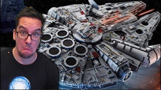 Solo LEGO Set Confirms Two Things We will See with the Millennium Falcon