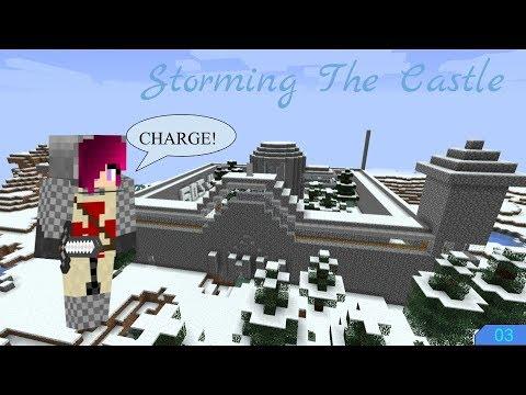 Storming The Castle // Prank Wars Episode 3