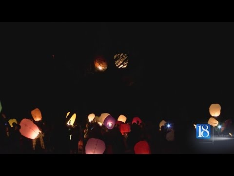 Memorial service honors Delphi teens