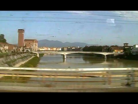 da Pisa a Viareggio 2012