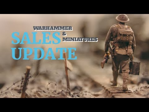 Warhammer & Miniature Sales - Make Money on eBay