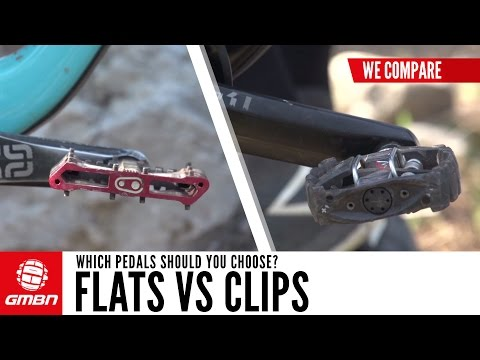 Clips Vs Flats - Which Pedals Should You Choose For Mountain Biking?