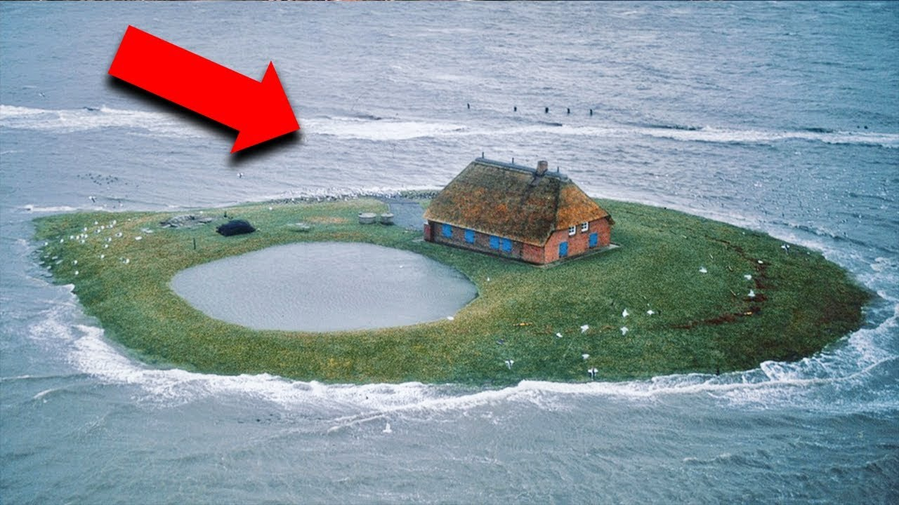 12 Mysterious Abandoned Islands In The World