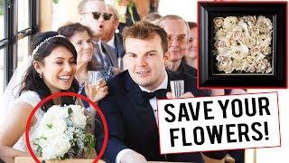 wedding prep warnings and tips
