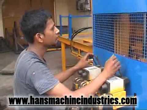 Manually Fly Ash Bricks Making Machine(HMI-017)