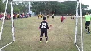 Penalty soccer kids perak vs team kl
