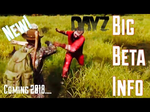 Some BIG Info on BETA ... Dayz Standalone .63 Update