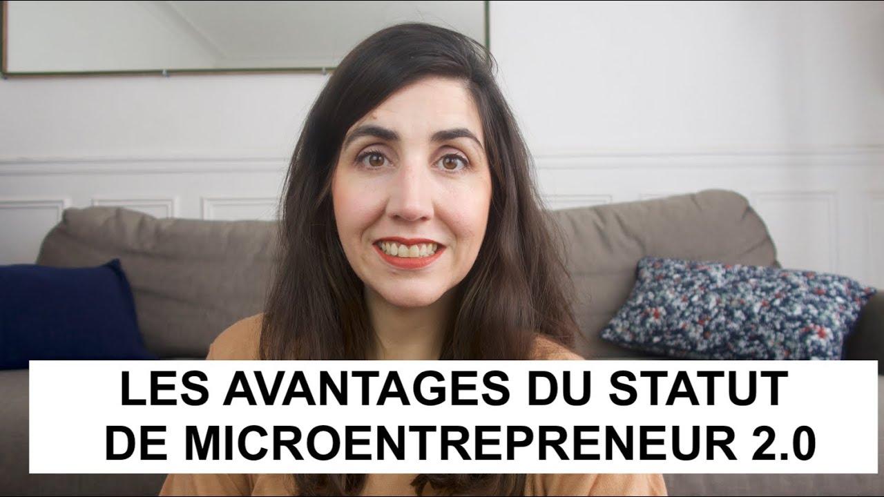Autoentrepreneur, microentrepreneur : quels avantages?