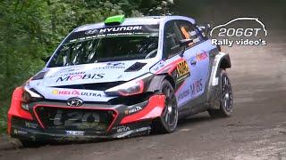 WRC Deutschland 2016 CRASH & MAX ATTACK_BY 206GT