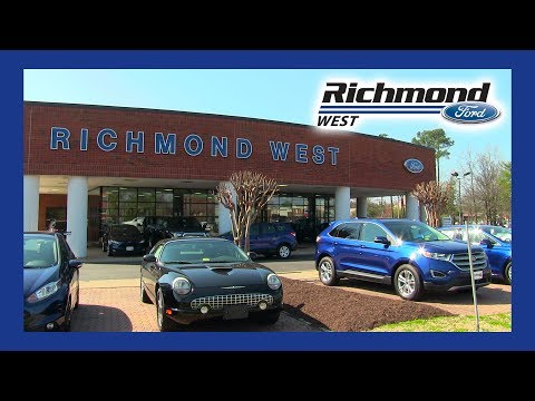Richmond Ford West: Your Central Virginia Used Car Dealer