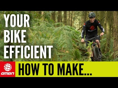 How To Make Your Bike Faster & More Efficient | Mountain Bike Maintenance