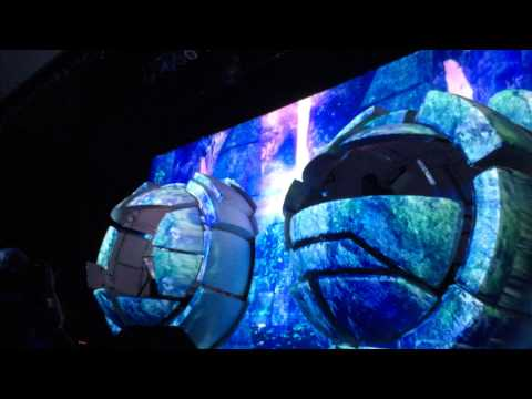 Infected Mushroom Indianapolis 2014 Opening