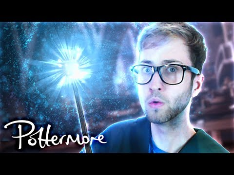 I'M A SLYTHERIN?! - Pottermore