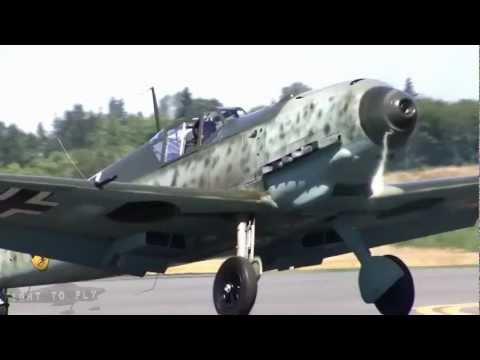 Messerschmitt Bf 109 - Flight