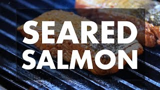 Seared Salmon With Chef Greg | Rec Tec Grills