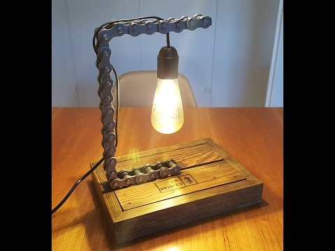 Diy Industrial Chain Lamp