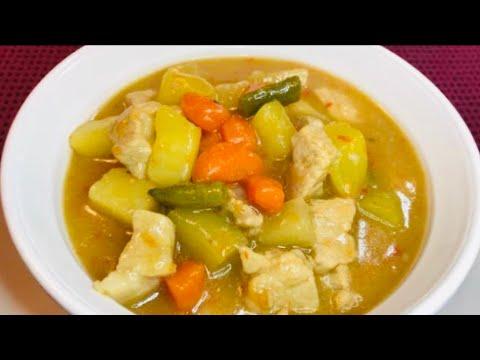 PORK STEW recipe  / GINAMAY NA BABOY CEBU VERSION