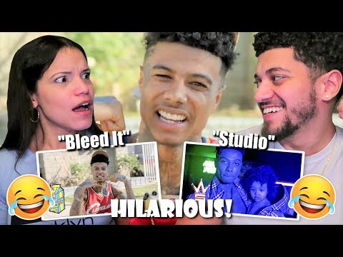 Download MOM REACTS TO BLUEFACE! *BLEED IT & STUDIO* (HILARIOUS!)