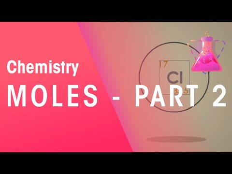 How To Use Moles - Part 2 | Chemistry for All | FuseSchool