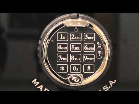 Liberty Safe Accessories: Electronic Locks