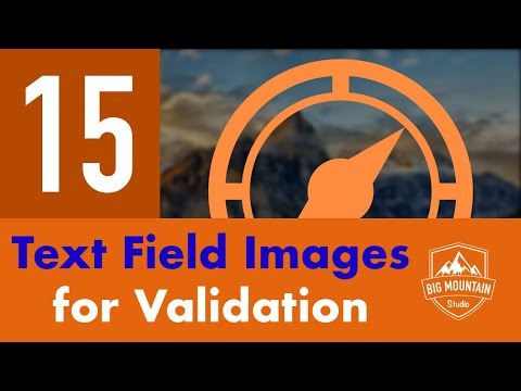 Images in Text Fields for Validation - Part 15 - Itinerary App (iOS, Xcode 9, Swift 4)