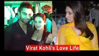 Virat Kohli dated these  Indian actresses before Anushka Sharma