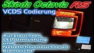 Installing Skoda Octavia Mk3 dynamic indicators/turn signals