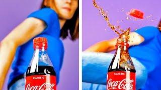 Download 22 COCA COLA HACKS THAT WILL SHOCK YOU || Coca Cola Recipes, Tricks And Food Secrets Video