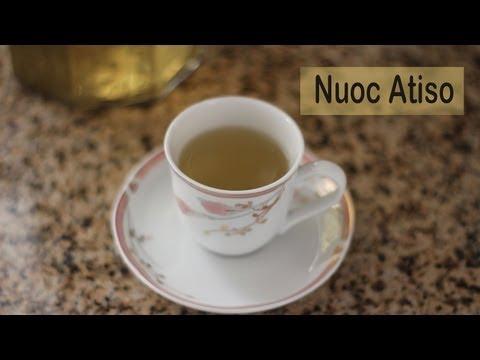 Nuoc Atiso (Artichoke Tea Drink)