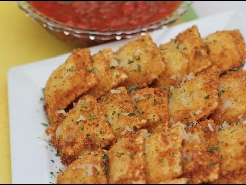 Toasted Ravioli Recipe- I LOVE this appetizer!