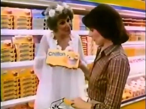 Chiffon Margarine 'Mother Nature' Commercial (1979)