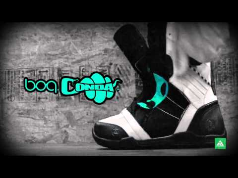 K2 Thraxis Boot 2013 Product Video