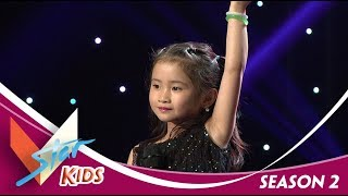 VSTAR Kids Season 2 - Trịnh Hà Kim Ngân #117 (Live Auditions)