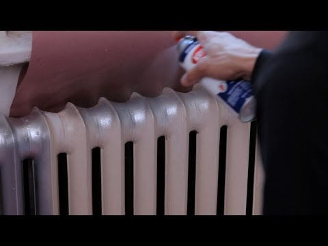 How to Paint Radiators & Metal | House Painting