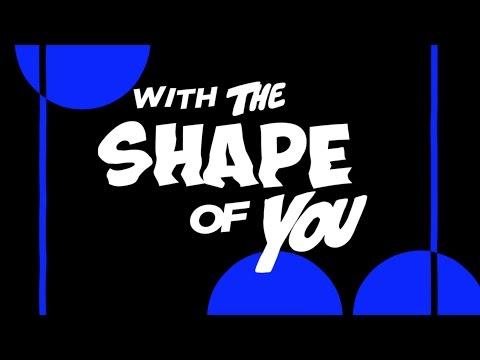Ed Sheeran - Shape of You (Major Lazer Remix feat. Nyla & Kranium) (Official Lyric Video)