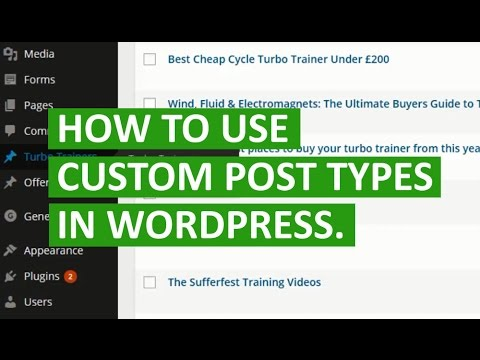 What are custom post types and why your WordPress website needs them