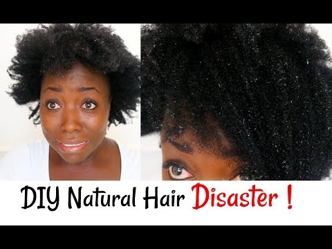DIY Natural Hair Disaster Aloe Vera Gel Left My Hair With Flakes After Deep Conditioning