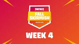 Fall Skirmish Week 4 Club Standings