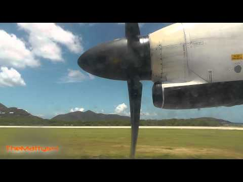 American Eagle Taxi and Takeoff Terrance B. Lettsome (Beef Island) Intl