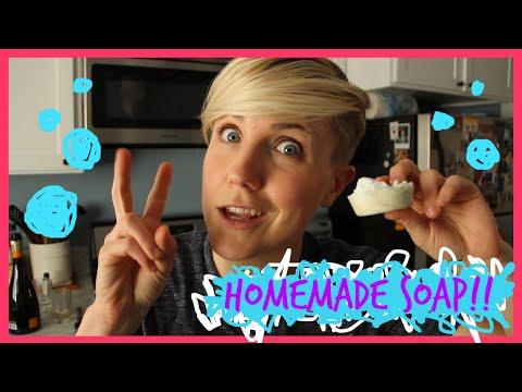 Xxx Mp4 MY DRUNK KITCHEN Homemade Soap 3gp Sex