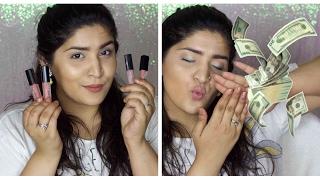 Huda Beauty Liquid Matte Nude Dupes In India | Affordable Nude Liquid Lipsticks