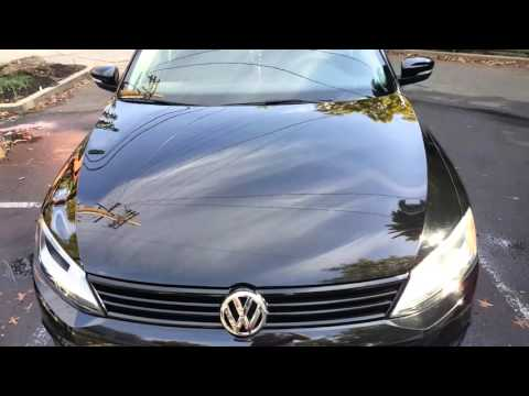 HARD water spot removal on VW