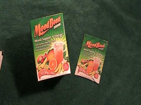 Mood Boost Drink Mood Support + Energy - Mood Booster that Helps Beat Winter Depression