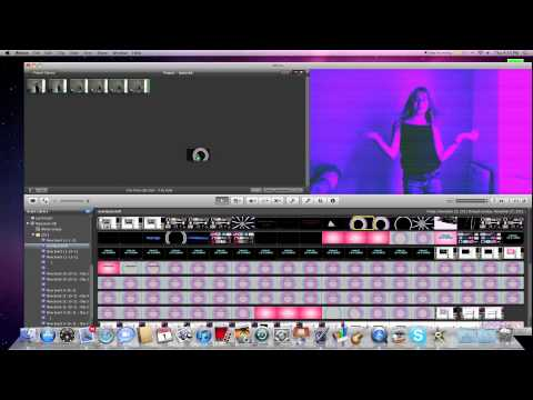 How to Make a music video on a mac.