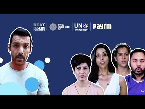 Indiatimes - Help Save Our Planet And  Beat Plastic Pollution With UNEP And Paytm