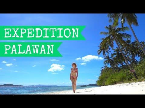 Coron to El Nido - Buhay Isla Expedition | Palawan | Philippines 🇵🇭 | 2017 Full HD